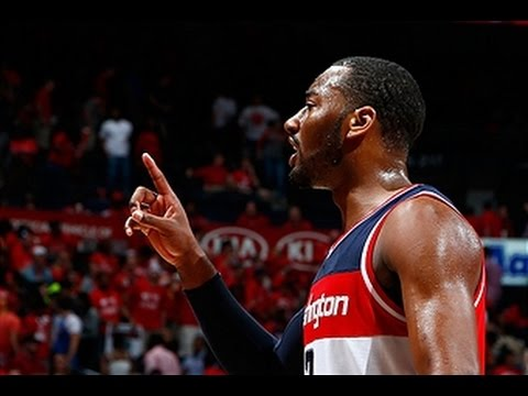 John Wall and the Wizards Take Game 1 in Atlanta