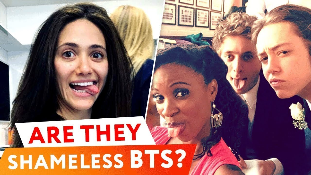 Download Shameless: Behind-The-Scenes Secrets and Funny Moments Revealed! |⭐ OSSA
