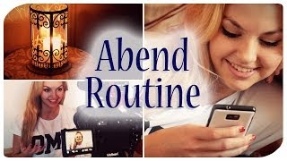 ABENDROUTINE Holiday Edition | Bedtime ROUTINE