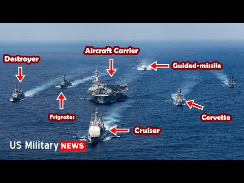 5 Reasons US Aircraft Carriers Are Nearly Impossible To Sink