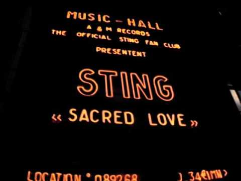 Sting - From the Vault (2007)