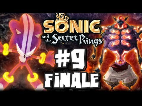 Sonic and the Secret Rings Wii - (1080p) Part 9 FINALE - Alf Layla Wa Layla
