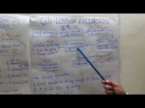 GENERATOR LOSS OF EXCITATION : IMPACT ON POWER SYSTEM