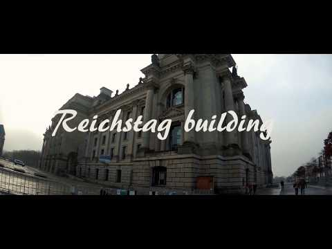 Berlin Attractions The Berlin Wall And Reichstag Building Travel Video