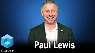Paul Lewis, Hitachi Vantara | CxO Perspectives