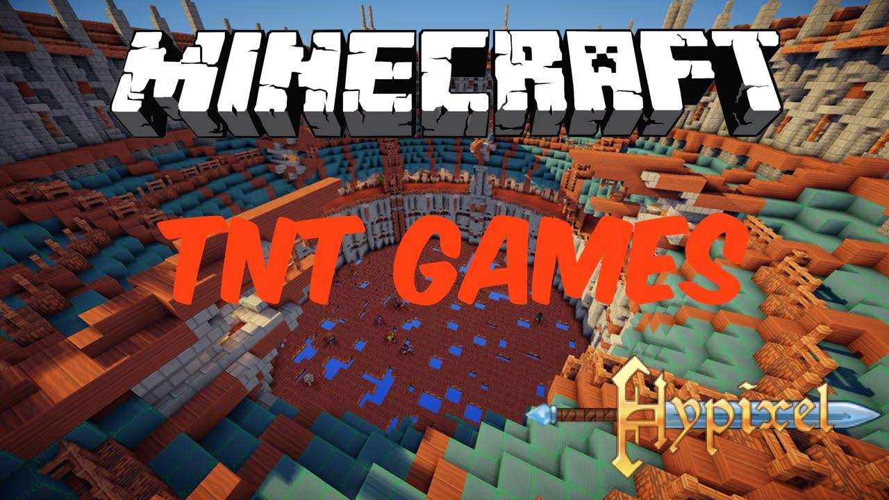 Minecraft TNT Games GTX Ti Or R YouTube - Minecraft tnt spiele