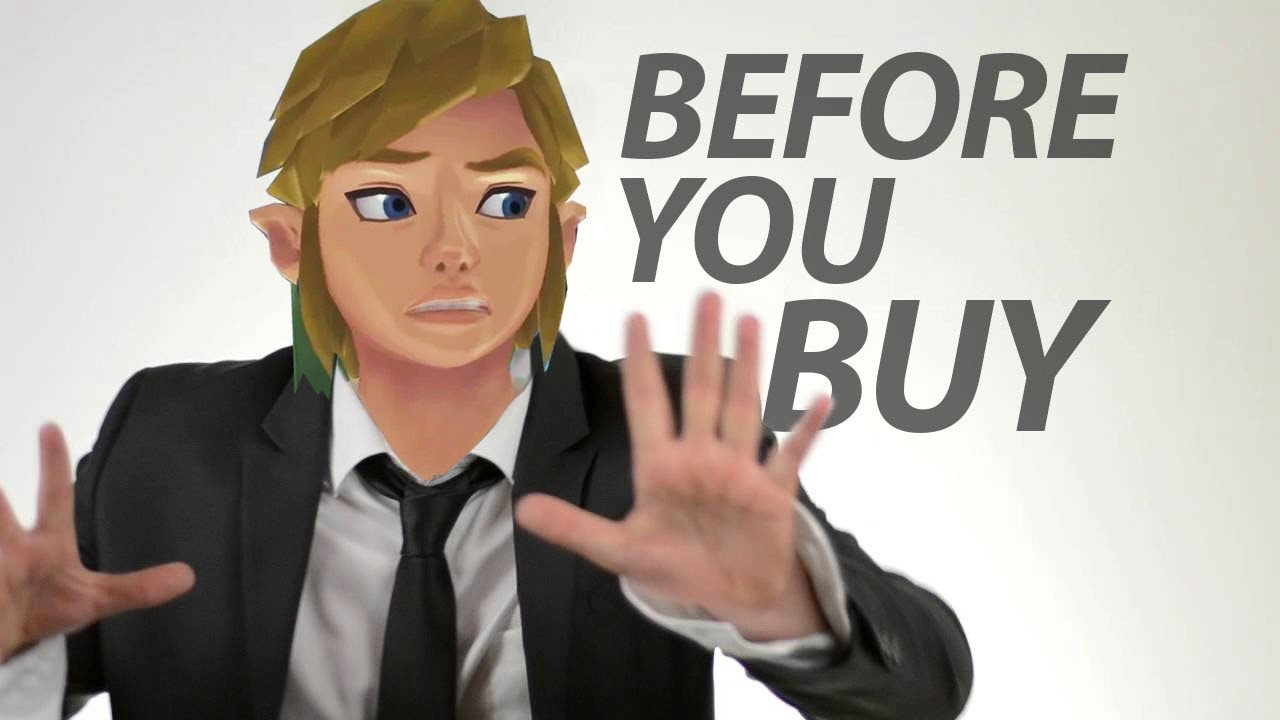 The Legend of Zelda: Skyward Sword HD - Before You Buy (Video Game Video Review)