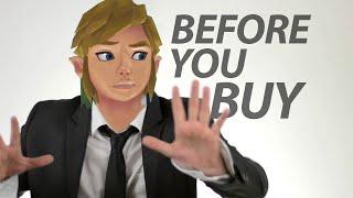 The Legend of Zelda: Skyward Sword HD - Before You Buy