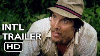 Gold Official International Trailer #1 (2016) Matthew McConaughey Drama Movie HD
