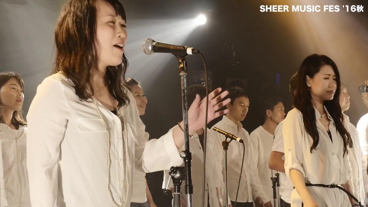 Somebody to love / glee」シア...
