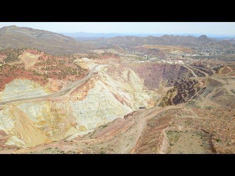Bisbee AZ - Lavender Pit And Queen Mine