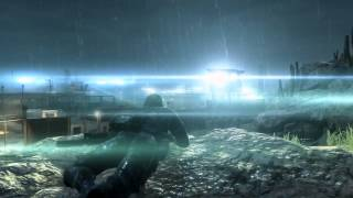 MGS V: Ground Zeroes launch trailer