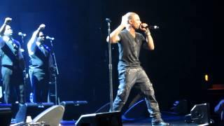 Kirk Franklin, Give Me (The King's Men Tour)