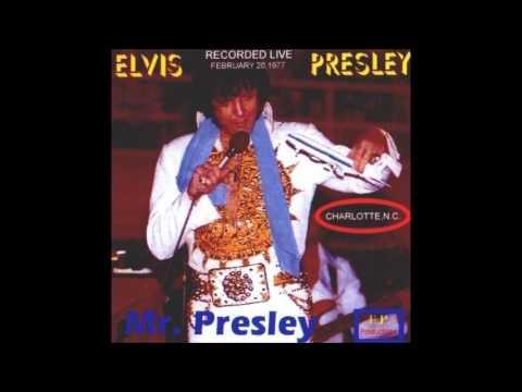 Elvis Presley - MrPresley- February 20 1977 CDR Full Album