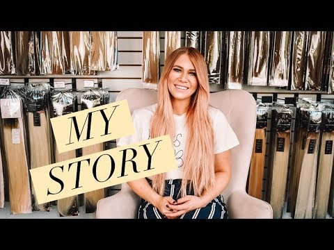 MY STORY | MY JOURNEY TO OWNING A SALON
