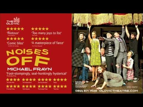 Noises Off Trailer, The Old Vic 2012
