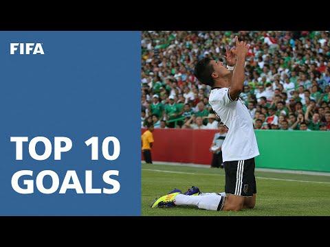 Top 10 Goals: FIFA U-17 World Cup Mexico 2011