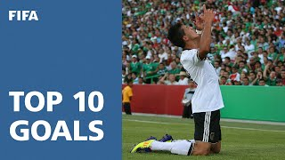 Top 10 Goals: FIFA U-17 World Cup Mexico 2011