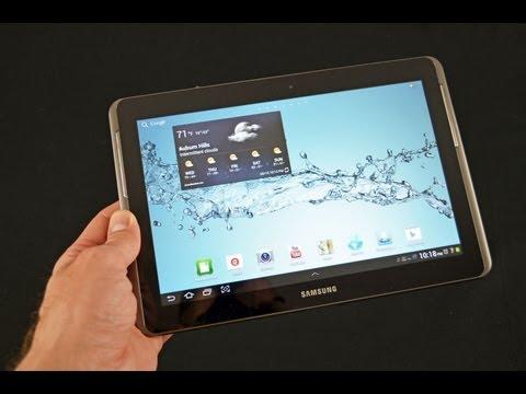 Samsung Galaxy Tab 2 (10.1