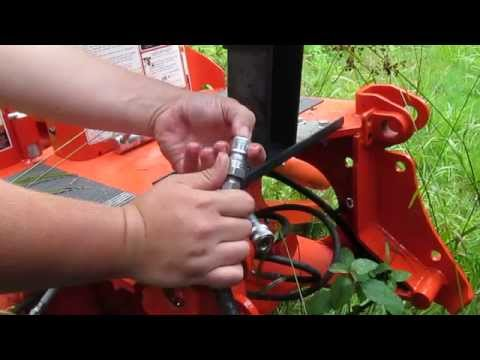 Troubleshooting Hydraulic Connections on a Kabota Tractor