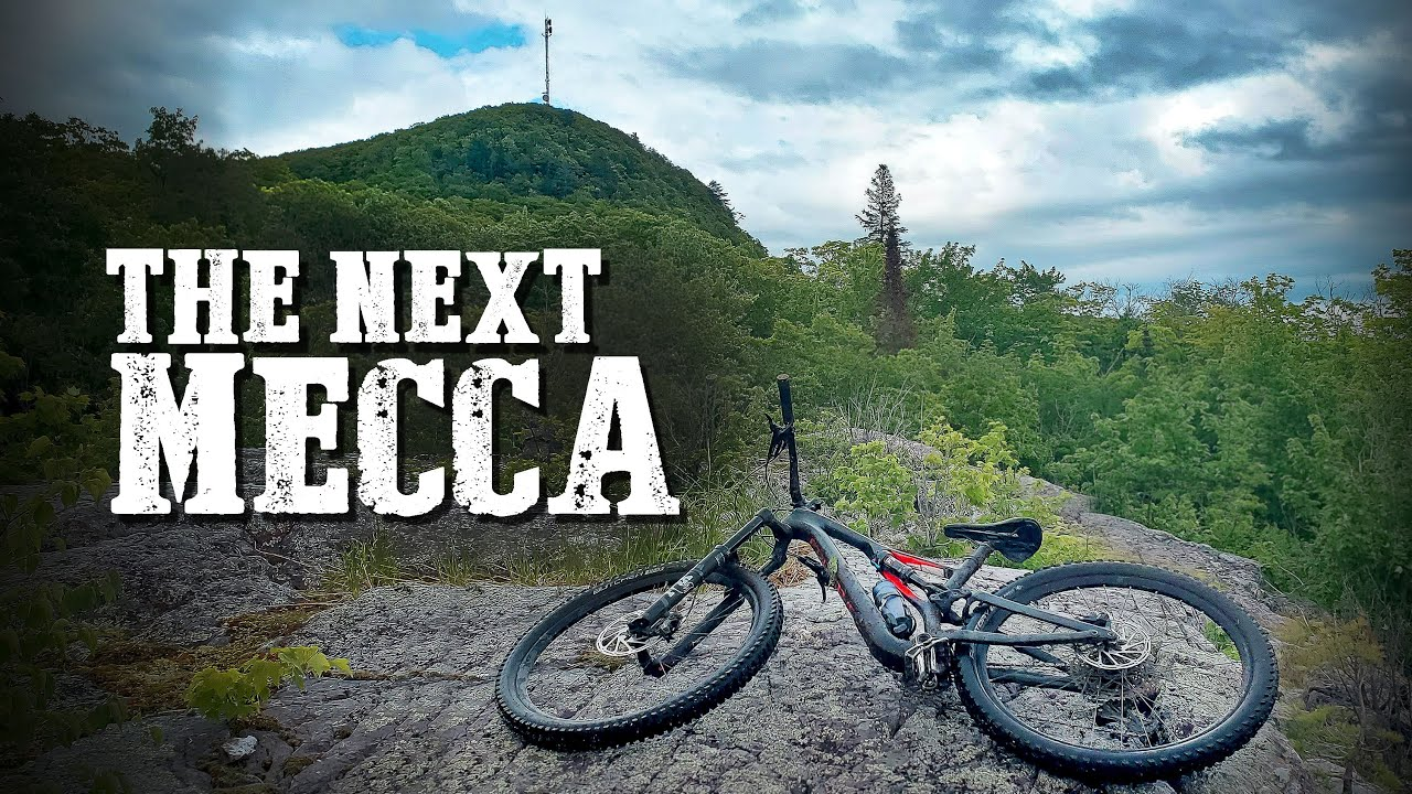 These Mountain Bike Trails are in Ontario???