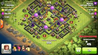 Angriffe! Angriffe! Angriffe! - Clash of Clans #068 [Deutsch/German]