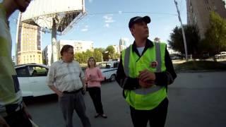СтопХам НСК#16 - Встреча с полицией