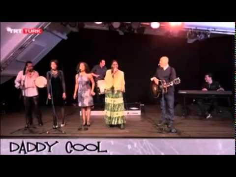 Marcia Barrett of Boney M. - Belfast/Daddy Cool (2015)