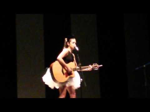 Megan Nicole Concert In Singapore