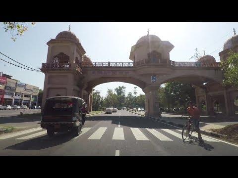Driving in Panchkula 4K - Haryana, India