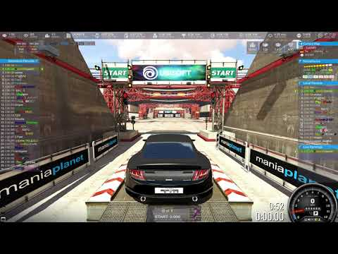Trackmania 2 Canyon - [LoLWR Compilation #2] |