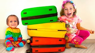 Kids Song about travel by Maya and Mary