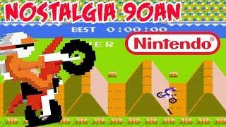 10 Hal Tak Terlupakan Di Game Excitebike Nintendo
