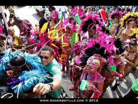 Trinidad Carnival 2012 With Dj Bambino