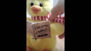 Kurt S. Adler Quacking Christmas duck