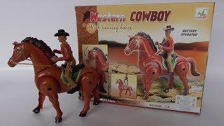 Western Cowboy ของเล่�...