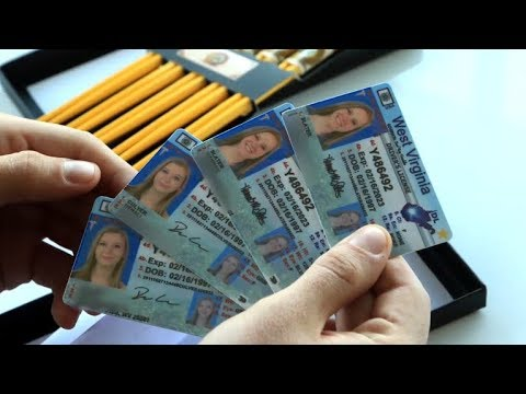 Fake IDs hidden under chopsticks? Bogus IDs easy to get and hard to detect