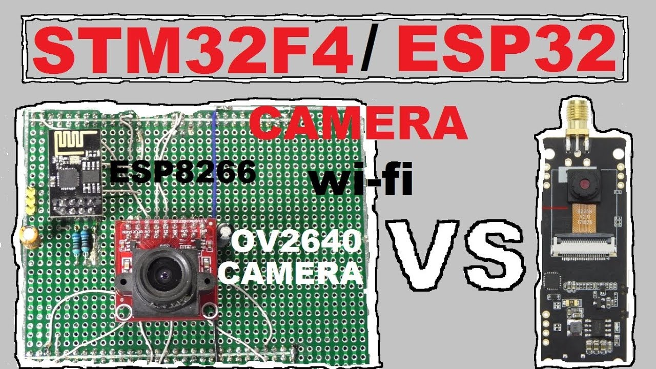 esp32 benchmark - cinemapichollu