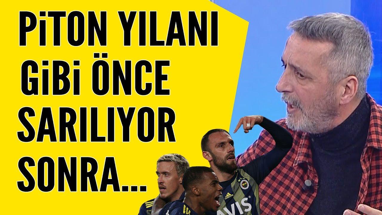 Abdülkerim Durmaz'dan Başakşehir galibiyeti sonrası Fenerbahçe'ye ilginç benzetme!