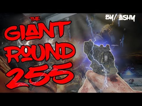 The Giant Round 255 - World Record (By Ashy)