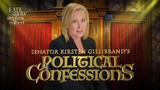Sen. Kirsten Gillibrand's 'Political Confessions'