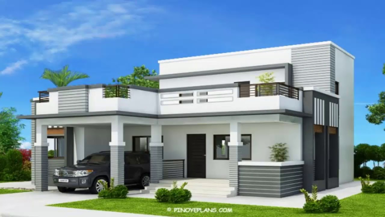 Best House Design With Floor Plan 2019 Youtube