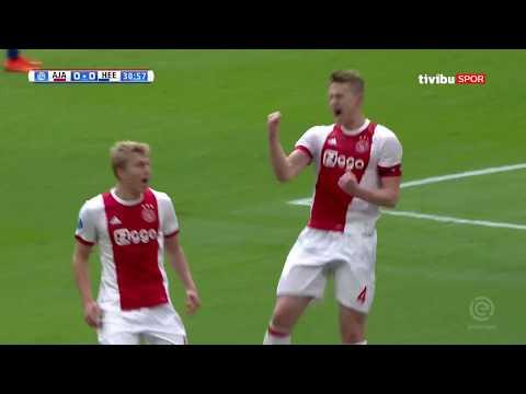 Hollanda Ligi 27. Hafta I Ajax 4-1 Heerenveen Maç Özeti
