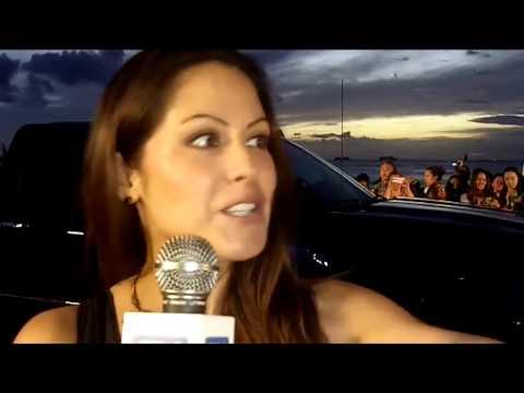 Michelle Borth Speaks on Hawaii Five-0