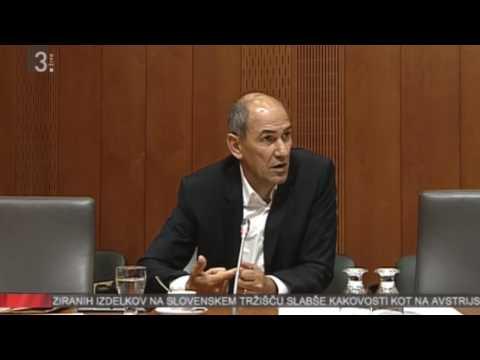Janez Janša na odboru za obrambo o načrtih MORS glede prodaje raket in raktenih sistemov