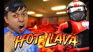 EL PISO ES LAVA EN ROBLOX | Roblox The Floor is Lava - ManoloTEVE