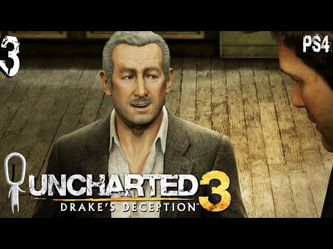Let's Play ► Uncharted 3: Drake's Deception - Part 3 - London Underground [Blind][Drake Collection]