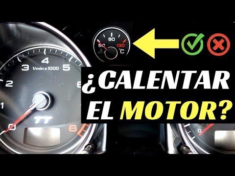 CALENTAR EL MOTOR Antes de Arrancar?   Velocidad Total