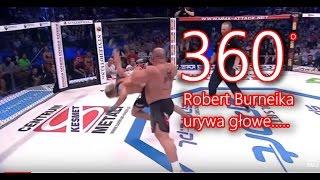 Robert Burneika - Ale mu zajeb.... !!!! OBRÓT 360 stopni w powietrzu !!!! 2017 Video