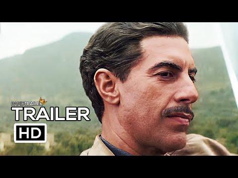 THE SPY Official Trailer (2019) Sacha Baron Cohen, Netflix Series HD